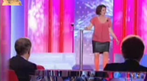 Anne Roumanoff Radio Bistrot Octobre 2009 (VIDEO)