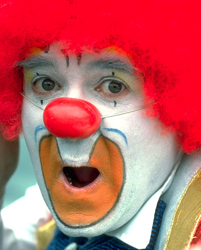 14e convention internationale des clowns au Mexique