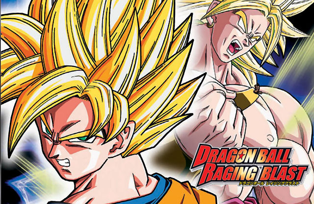 Dragon Ball Raging Blast sortie le 13/11/09 (TRAILER)