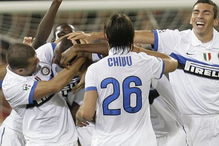 Gênes – Inter Milan (0-5) : But de Stankovic de 50m (VIDEO)
