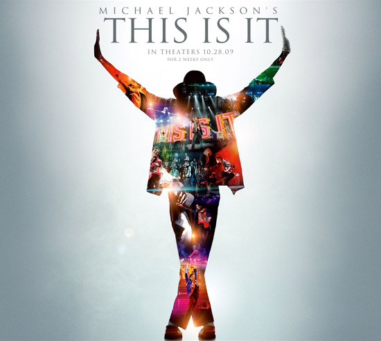 « This is it » sortie le 28 octobre 2009 (BANDE ANNONCE)
