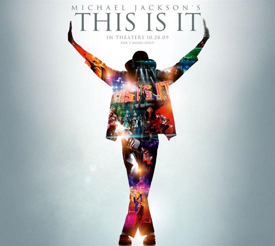«This is it» sortie le 28 octobre 2009 (BANDE ANNONCE)