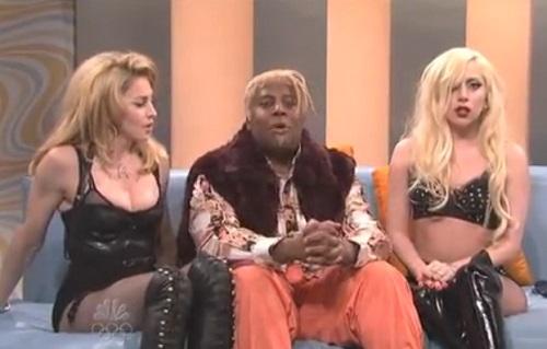 Madonna et Lady Gaga se battent à la TV (VIDEO)