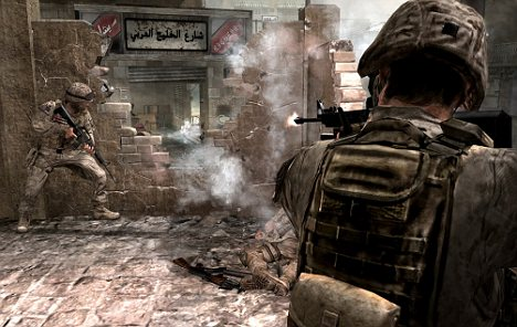 Le carton de Call of Duty: Modern Warfare 2 (Trailer)