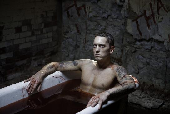 Eminem va produire un film d'horreur !