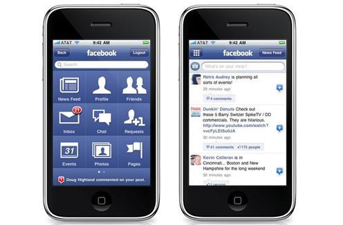 Le développeur de l'application Facebook pour iPhone jette l'éponge