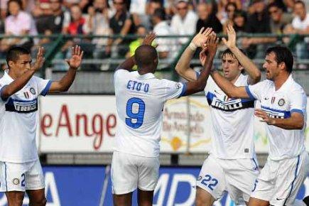 Livorno 0 – 2 Inter Milan le 01/11/09 (RESUME)