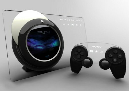 Playstation 4 prototype par Tai Chiem