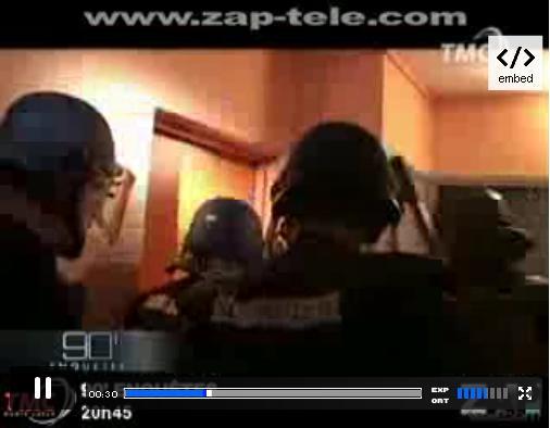 Quand les gendarmes enfoncent la mauvaise porte (VIDEO)