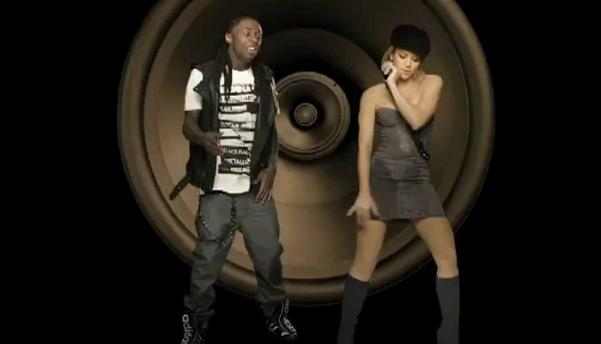 Shakira Feat Lil Wayne Give It Up To Me (CLIP)