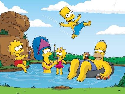 Les Simpson : voyez qui double qui (PHOTOS)