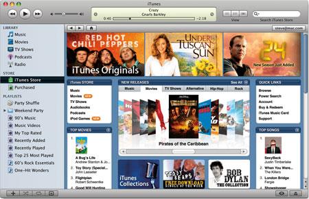 Les 10 chansons les plus vendus sur iTunes en 2009