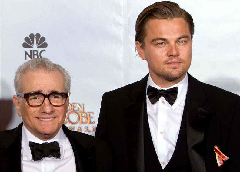 DiCaprio, Martin Scorsese, Mel Gibson… dans Le Grand Journal en février
