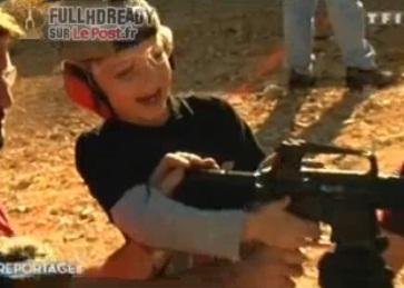 Le fléau américain : les armes en vente libre (REPORTAGE)