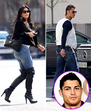 Kim kardashian and cristiano ronaldo