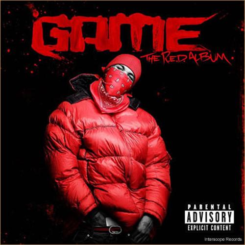 game red album cover