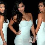 Kim Kardashian se fait palper les fesses à la télé (VIDEO)