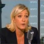 Marine Le Pen : les Bleus ne représentent pas la France
