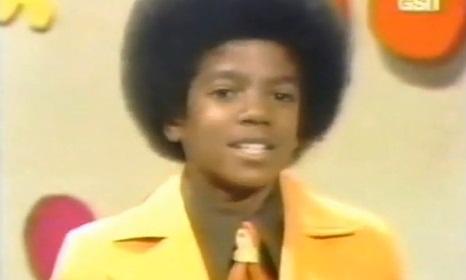 Michael jackson dating game show