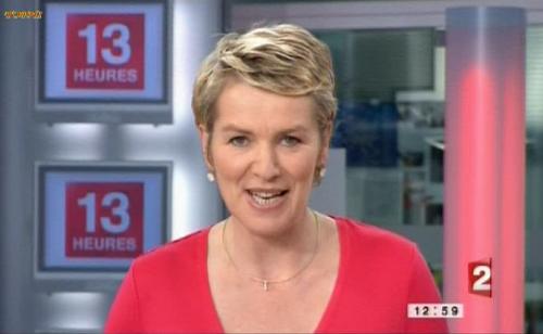 Elise lucet vient de perdre son mari buzzraider - Journaliste femme france 2 ...