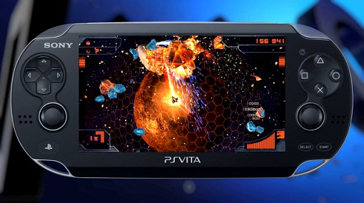 La PS Vita, nouvelle console portable de Sony (VIDEO)