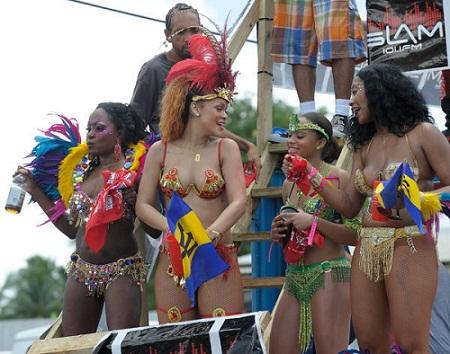 Rihanna  Rihanna-Kadooment-Day