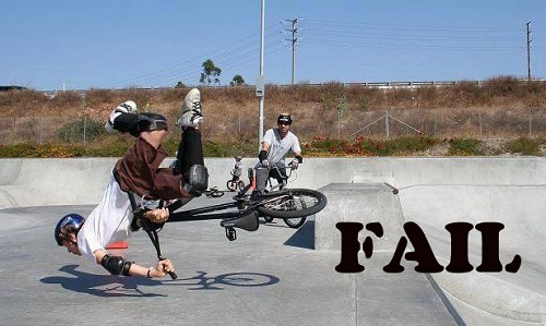Compilation FAIL février 2012 (VIDEOS)