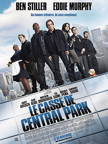 Le Casse de Central Park film streaming
