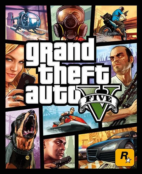 CONCOURS : Gagnez le jeu GTA 5