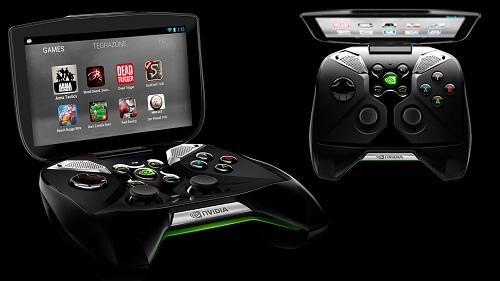 Nvidia dévoile sa console de jeux portable « Project Shield » (PHOTOS ET VIDEO)