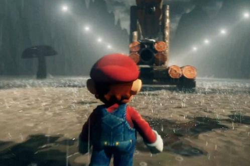 Mario Bros à la 1ère personne (VIDEO)