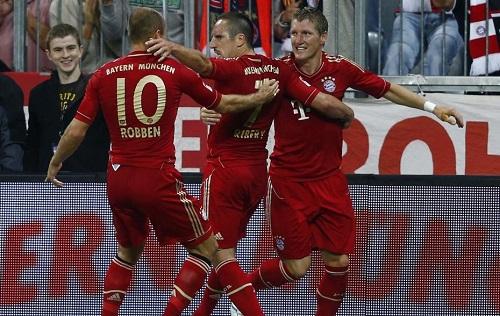 Ligue des champions : Le Bayern atomise la Roma 7-1 (résumé)