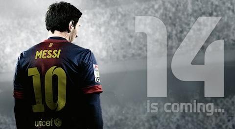 FIFA 14 : EA dévoile la date de sortie (VIDEO)