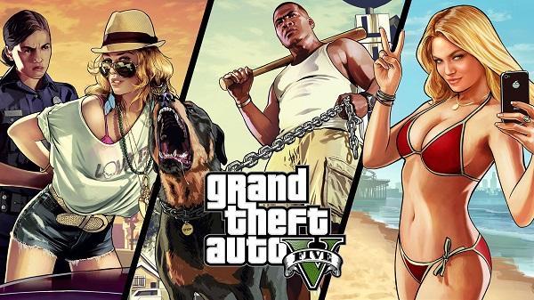 GTA 5 : compilation des morts les plus insolites !
