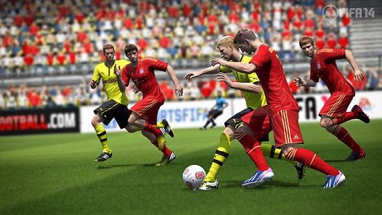 FIFA 14 : les notes des meilleurs joueurs (VIDEO)