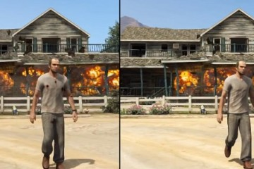 gta 5 xbox 360 vs ps3