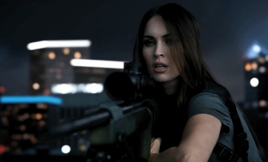 Pub Call of Duty : Ghosts avec Megan Fox (VIDEO)