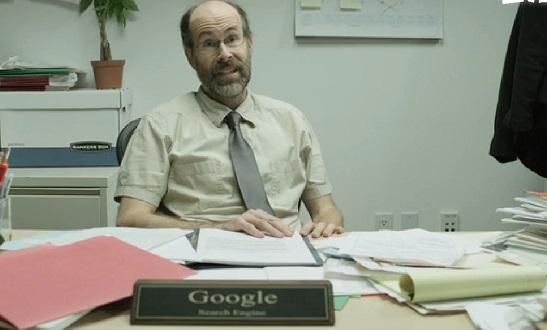 Et si Google était un humain ?