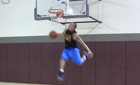 NBA Slam Dunk Contest : 36 dunks encore jamais tentés (VIDEO)