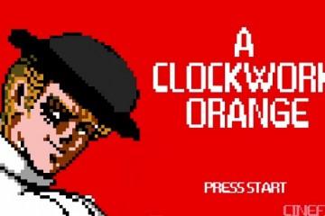 Orange mécanique 8 Bit