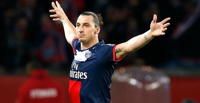 Le 11 de légende de Zlatan Ibrahimovic (vidéo)