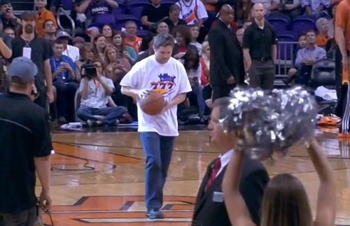 NBA : Le panier à 77.777 dollars (VIDEO)