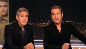 George Clooney et Jean Dujardin au JT de TF1 (VIDEO)