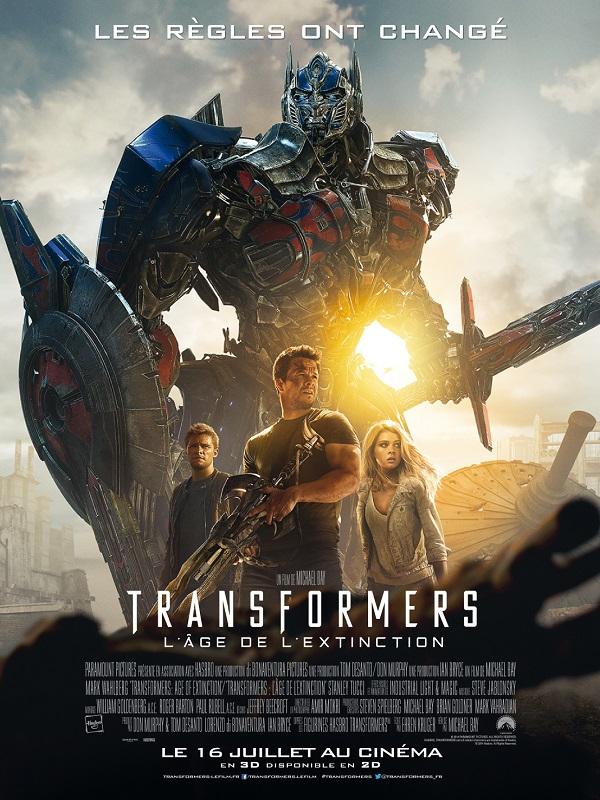 Transformers : l'Âge de l'extinction – une nouvelle bande-annonce dévoilée (VIDEO)