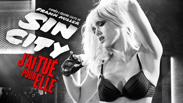Sin City : j'ai tué pour elle – Bande-annonce VOSTFR (VIDEO)
