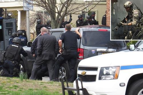 Il perd à Call of Duty et envoie le SWAT chez son adversaire (VIDEO)