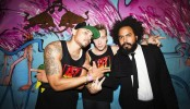Major Lazer – Aerosol Can feat. Pharrell Williams (CLIP)