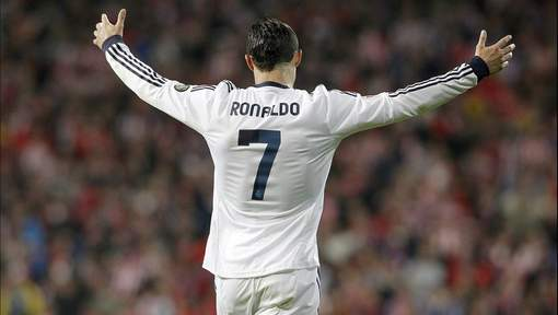 Ronaldo en mode catcheur dans FIFA 15 (vidéo)