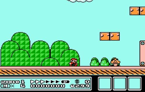 Super Mario Bros 3 terminé en 3 minutes (VIDEO)