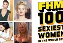 fhm 100 sexiest women 2014